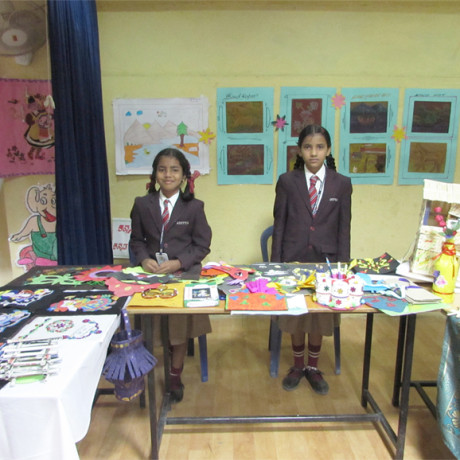 School exhibition