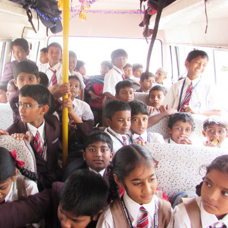3rd-6th std Field Trip