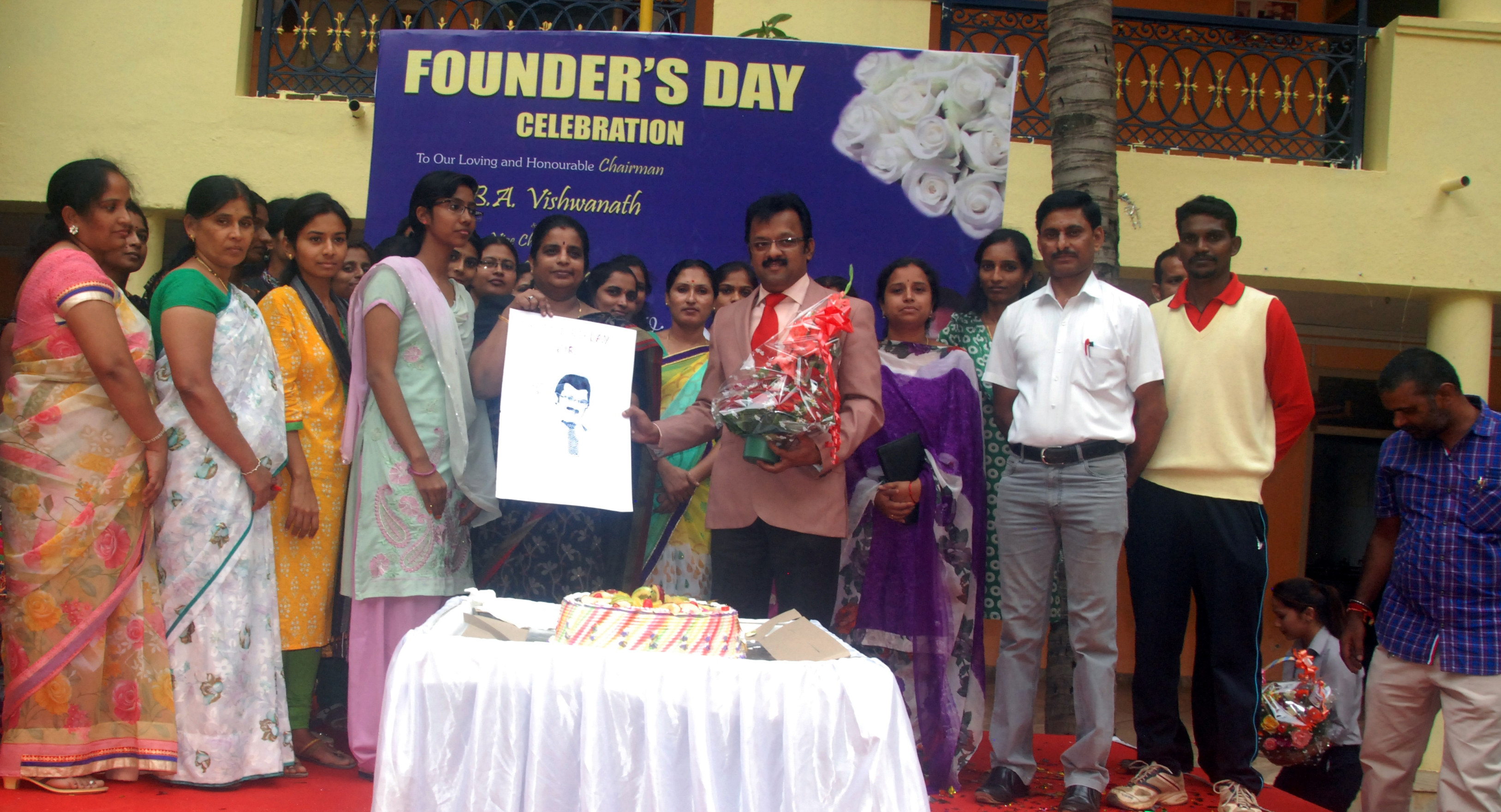 School Founders day celebration