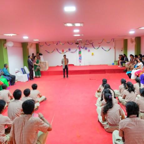 Teacher Day Celebration 2017
