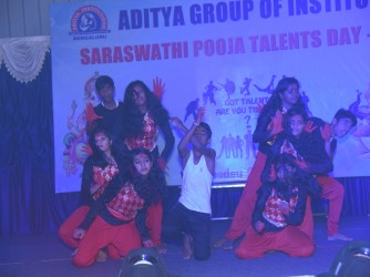 Saraswati Puja Talents Day 2017