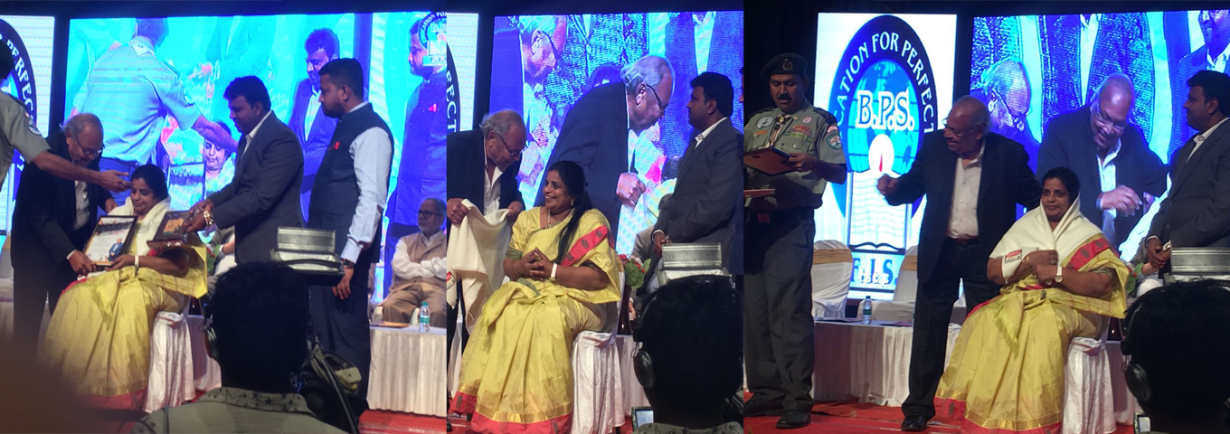 "We are glad to annouce that our Principal Mrs.Radhagurumurthy has been awarded a prestigious Dr.Abdul kalam ""Best Principal Award"" organised by AVANTIKA GROUP OF CONTEMPORARY ARTISTS & INTELLECTUAL, New Delhi. The award function was held in Bangalore on 6th Jan 2018. Congraculations Madam!"