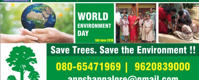 Environment day Banner