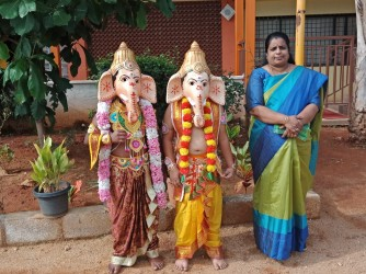 Ganesh Chaturthi Celebration 2018