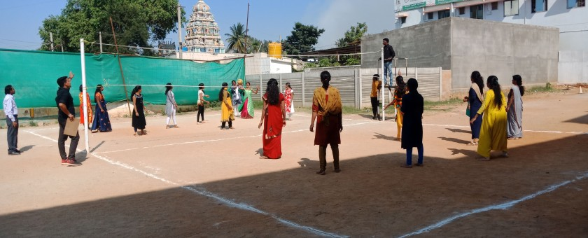 At time Children are Gurus to the Teachers and Teachers are friend to the Children's............Happy Children Day 2018  On occasion of Children's Day 14th Nov, A friendly match was conducted between the teacher's and the students. Our Children thoroughly enjoyed. ANPS travels one more mile ahead to show teacher's are not only guide, philosopher,gurus, at time they are friendly with the children. Happy Children's Day 2018