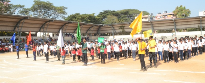 Sports Develop the Team Spirit. We at Aditya celebrated ANPS athletic Sports Meet 2018. Children Showcased their talent in the ground.