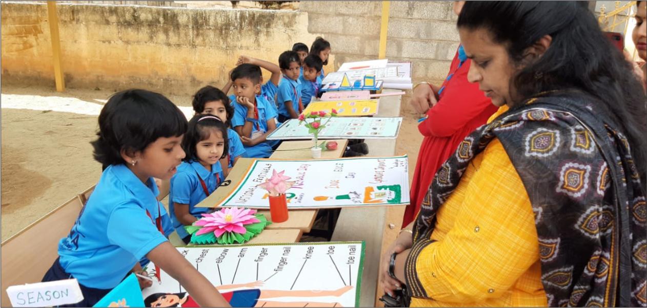 Pre-Primary School Exhibition 2020